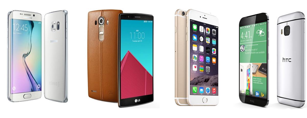 Large Screen Smartphones